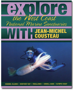 Explore the West Coast National Marine Sanctuaries book cover