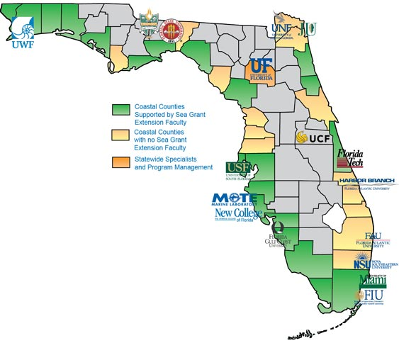 Universities In Florida Map.Aquaponics Course Florida Diy Waters Sistem
