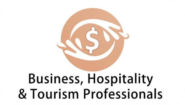 Business, Hospitality & Tourism Professionals