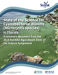 State of the Science for Cyanobacterial Blooms cover