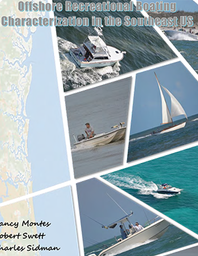 offshore recreational boating characterization in the southeast U.S.