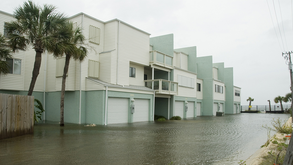 sea-level rise photo
